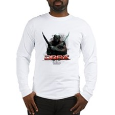 Drax Grunge Long Sleeve T-Shirt