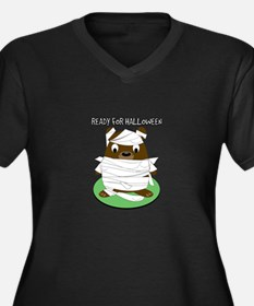 Ready For Halloween Plus Size T-Shirt