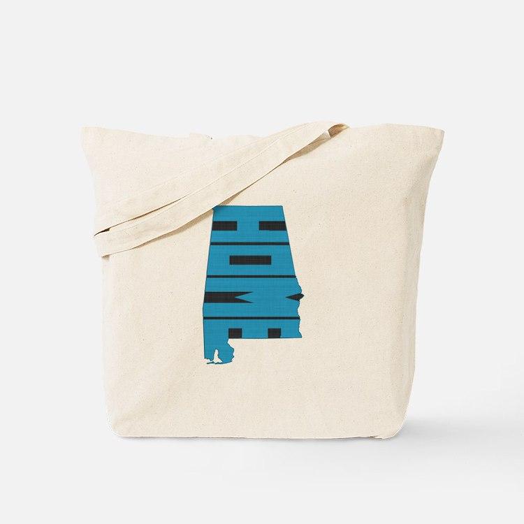 Alabama Home Tote Bag