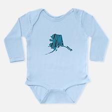 Alaska Home Long Sleeve Infant Bodysuit