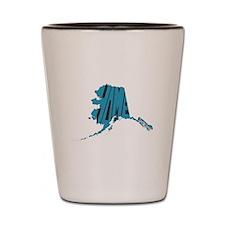 Alaska Home Shot Glass
