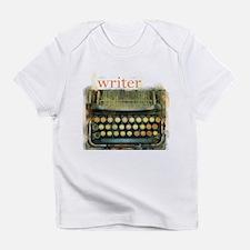 typewriterwriter.png Infant T-Shirt