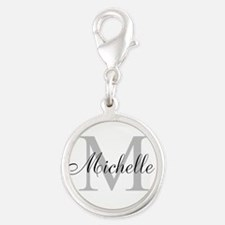 Personalized Monogram Name Charms