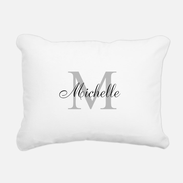 Custom Monogrammed Throw Pillows : Initial Pillows, Initial Throw Pillows & Decorative Couch Pillows