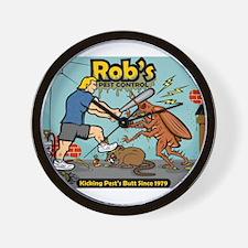 Rob's Wall Clock