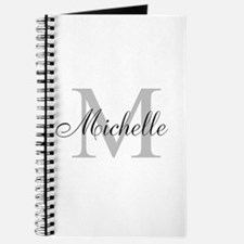 Personalized Monogram Name Journal