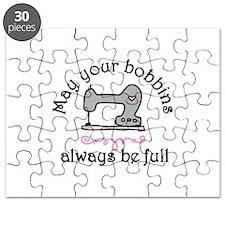 May Your Bobbins Puzzle
