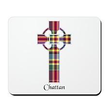 Cross - Chattan Mousepad