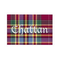 Tartan - Chattan Rectangle Magnet