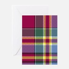 Tartan - Chattan Greeting Card