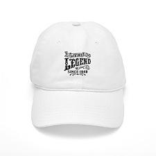 Living Legend Since 1949 Baseball Cap