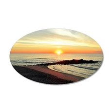 SERENE SUNRISE Wall Decal