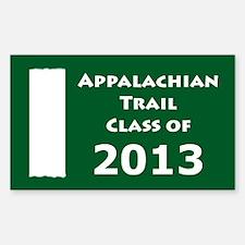 Appalachian Trail Class Of 2013 Decal