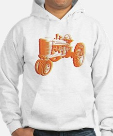 Serigraph Tractor Hot Hoodie