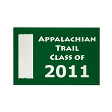 "Appalachian Trail ""Class Of 2011"" Magnet"