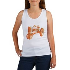 Serigraph Tractor Hot Tank Top