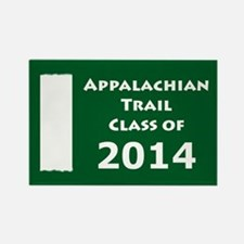 "Appalachian Trail ""Class Of 2014"" Magnet"