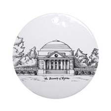 Uva Rotunda Ornament (round)