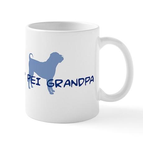 Shar Pei Grandpa Mug