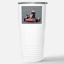 Kart Racing Travel Mug