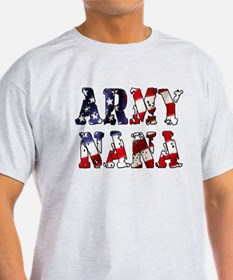 Cute Army grandma T-Shirt