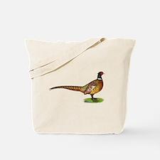 Proud Ringneck Pheasant Tote Bag