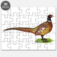 Proud Ringneck Pheasant Puzzle
