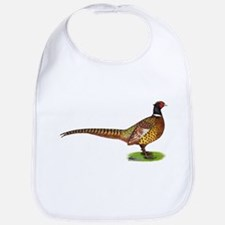 Proud Ringneck Pheasant Bib
