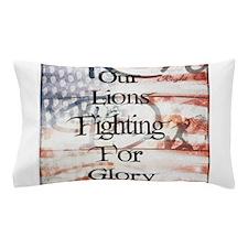 RightOn Lions Pillow Case
