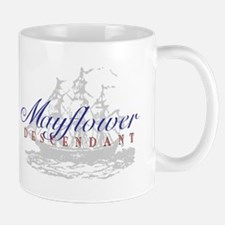 MayflowerDescJpg Mugs