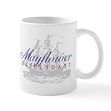 MayflowerDescJpg Mugs
