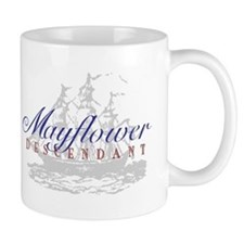 Cute Mayflower Mug