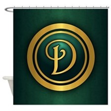 Irish Luck D Shower Curtain