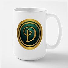 Irish Luck D Mugs