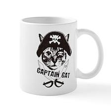 Captain Cat Mug