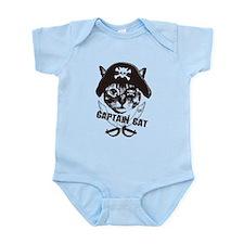 Captain Cat Body Suit