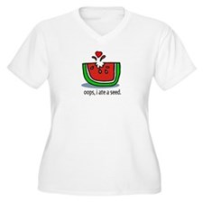 Oops! I ate a seed! T-Shirt