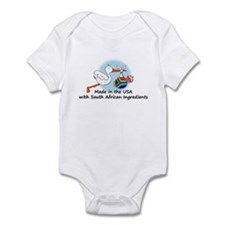 Stork Baby South Africa USA Infant Bodysuit