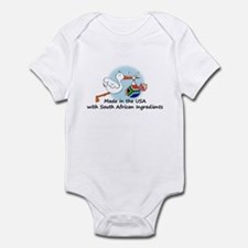 Stork Baby South Africa USA Onesie