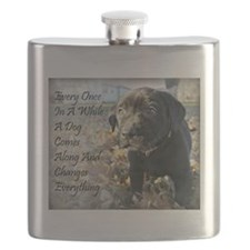 Puppy Change Flask
