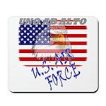 American Eagle US Air Force Mousepad
