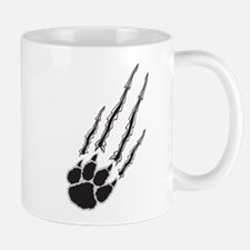 Bear Paw Rip Mug