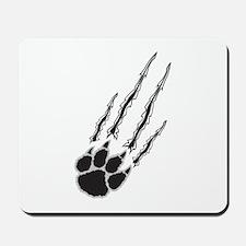 Bear Paw Rip Mousepad