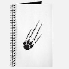 Bear Paw Rip Journal