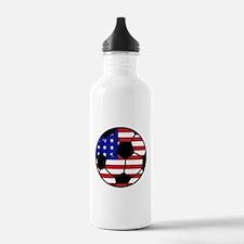 USA Soccer Water Bottle