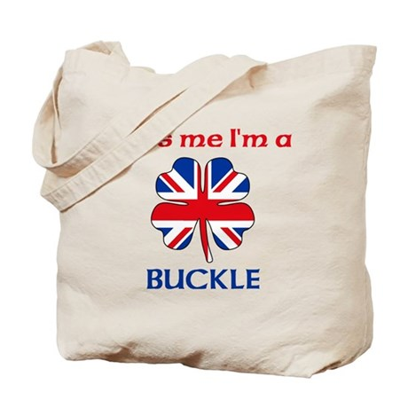 Buckle Family Tote Bag