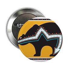 """Indian Bear 2.25"""" Button"""