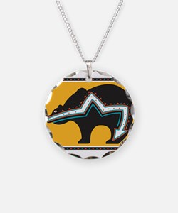Indian Bear Necklace