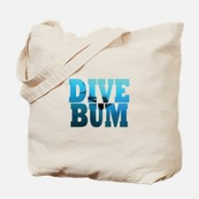 Dive Bum Tote Bag