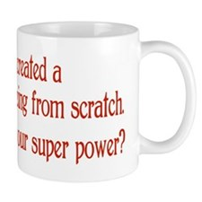 What's Your Super Power Mug
